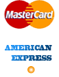 PipeFreezeKit.com accepts MasterCard, Visa, American Express, and Discover