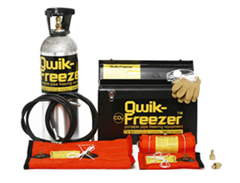 Qwik-Freezer C02 Pipe Freeze Kits